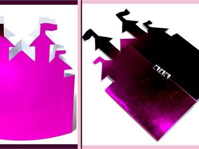 DIY: CONVITE DE CASTELO | IDEIAS DIY!