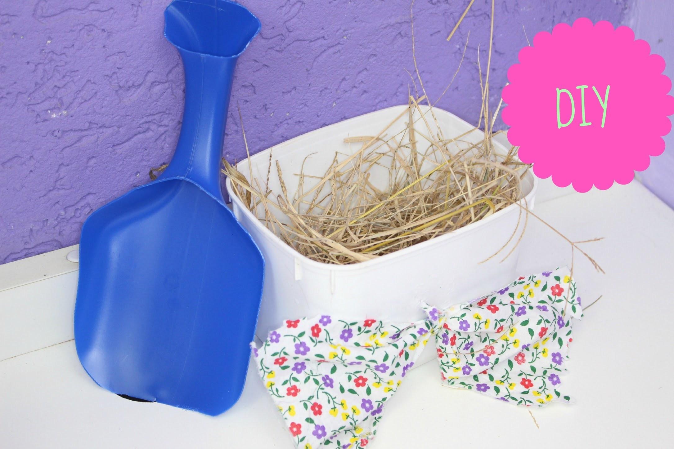 DIY- l Pazinha feita com pote Reciclável