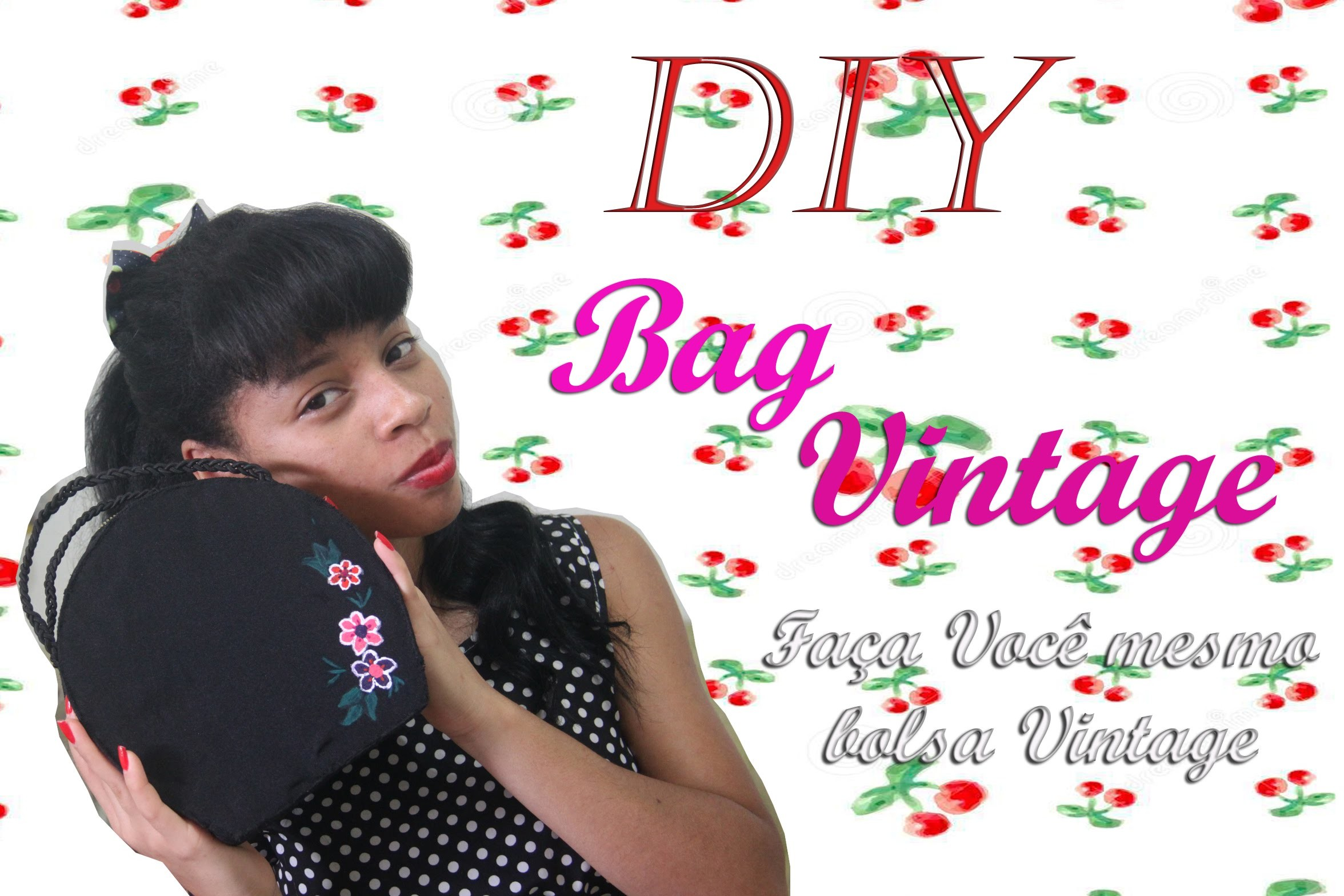 DIY: Vintage Bag | Cherry Cris Blog
