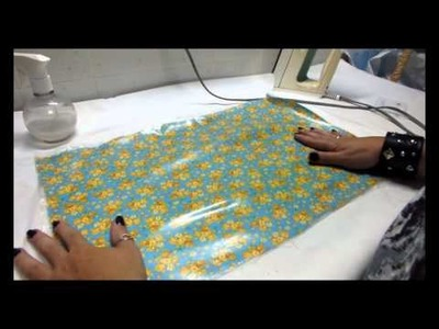 Como Impermeabilizar Tecidos - Tutorial DIY