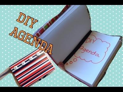 DIY• Agenda - faça você mesma