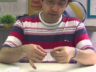 Como fazer paper toy