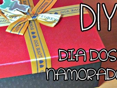 DIY: Caixa das lembranças - Dia dos Namorados ♥