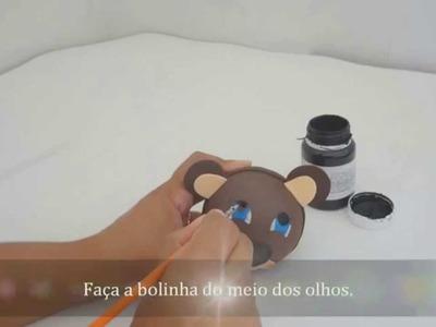DIY-cantinho dos sonhos-pap ursinho 3d