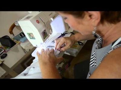 DIY : Como colocar manga em camisa - Aula 50.5