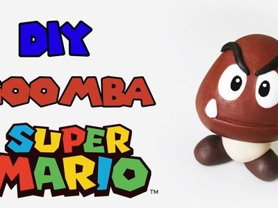 DIY: Como Fazer o Goomba de Super Mario Bros