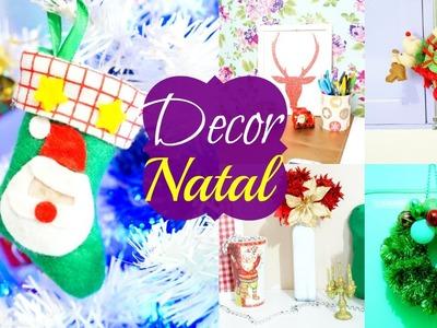 DIY + DICAS | Como fazer uma decoração natalina gastando pouco ❤ #JehTodoDia 11