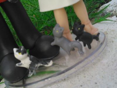 DIY Faça vc mesmo gatinhos de Biscuit