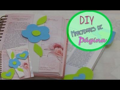 DIY marcadores de página em EVA com Jackeline Jor