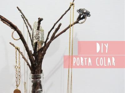 DIY: Porta Colar | Juliana Meirelles