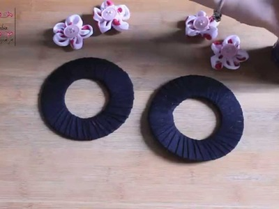 DIY ❤ Prende cortinados com CD's