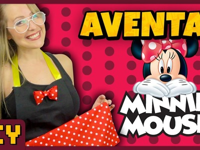 Avental da Minnie - DiY Geek