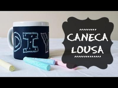 D.I.Y Caneca Lousa