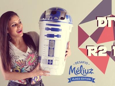 Desafio Méliuz | DIY - R2 D2 Star Wars