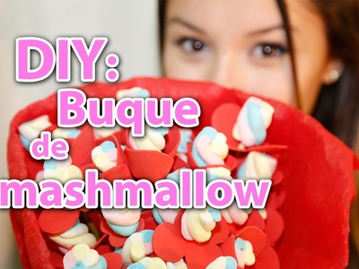 DIY: Buque de mashimelow