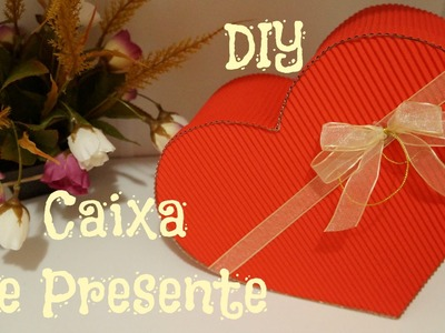 DIY  | Caixa de Presente