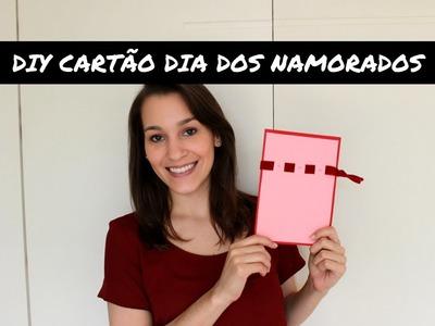 DIY | Cartão personalizado para o Dia dos Namorados