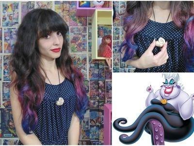 DIY - Colar da Ursula (A Pequena Sereia)