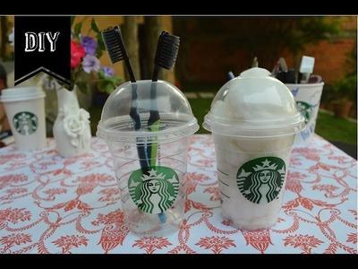 DIY. Copo Starbucks - Sem Rótulo Geek