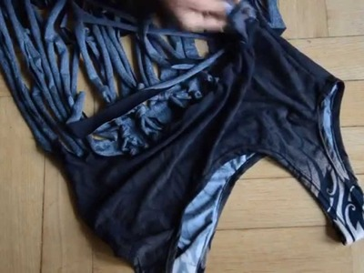 Diy Customize sua blusa regata por janaina pauferro