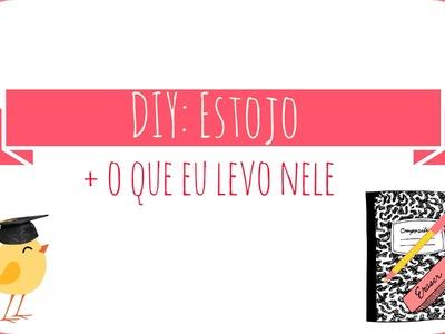 DIY Estojo + o que levo nele | by Amanda Peddinghaus  (atualizado)