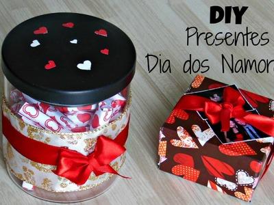 DIY | Faça você mesmo - Presentes para o Dia dos Namorados