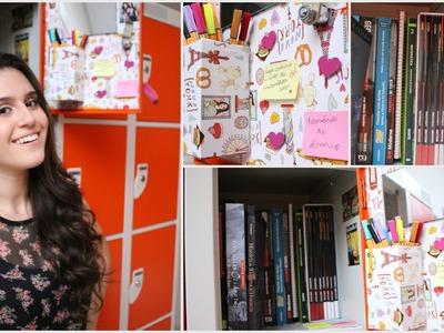 DIY & Organização para o armário escolar!