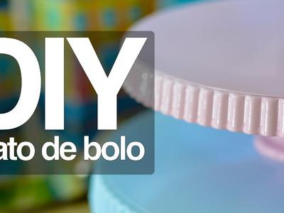 DIY : : Suporte para bolo e doces