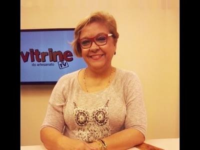Caminho de mesa com Ana Consentino | Vitrine do artesanato na TV