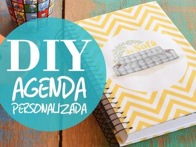 DIY | Agenda Personalizada