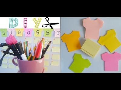DIY: Calendário de Post its (Dica de decoração)