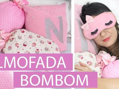 [DIY] Como fazer Almofada Bombom - wFashionista