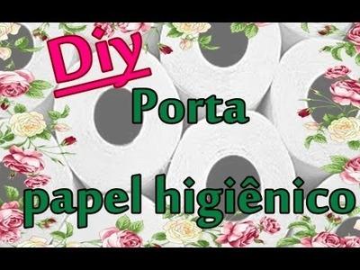 Diy ideas- Porta papel higiênico em E.V.A