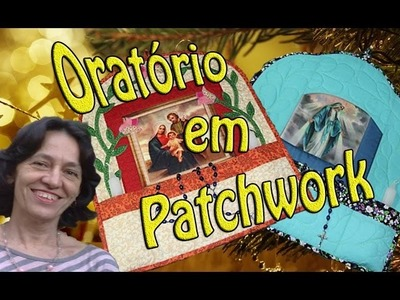 Oratório em Patchwork