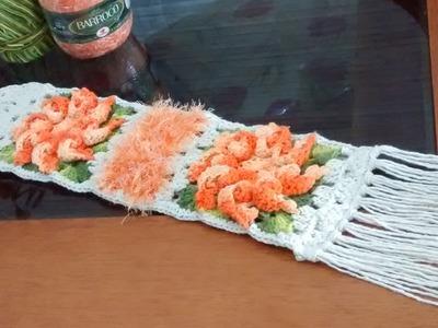 Porta papel higiênico em crochê - Jogo de banheiro em crochê Princesa
