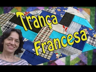Trança Francesa (French Braid)