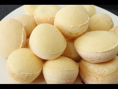 Pão de queijo de liquidificador, super fácil