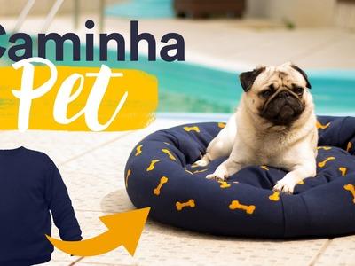 Desafio Méliuz | DIY: Caminha PET com MOLETOM