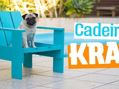 DIY - CADEIRA KRAT