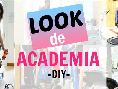 Look para Academia   Customização