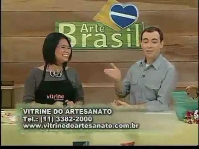 ARTE BRASIL - THAIS KATO E ANDRÉIA GÓES (16.01.2012)