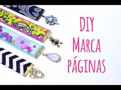 DIY - Marca Página