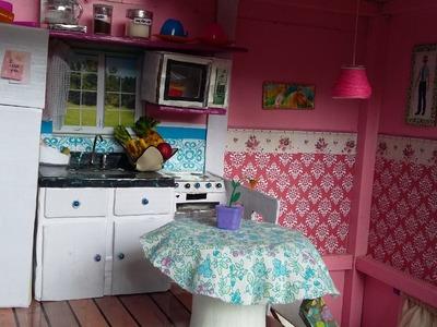 Minha casa da barbie atualizada