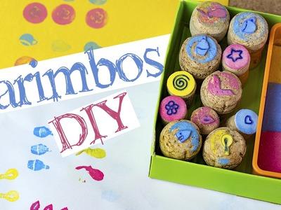 Coleção de carimbos, faça a sua! :: DIY