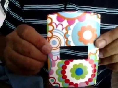 Como decorar espelho de tomada facilmente com papel contact