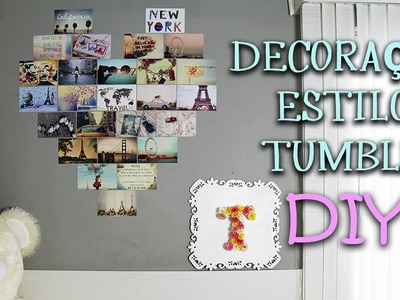 COMO DECORAR SEU QUARTO ESTILO TUMBLR - #decorateen Cap. 2
