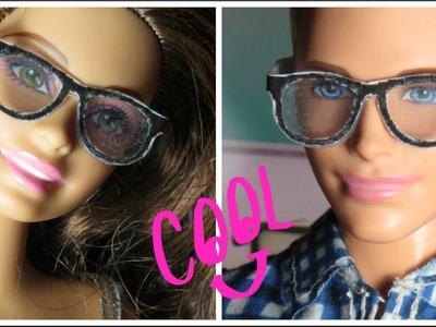 Como Fazer Óculos para Barbie e Outras Bonecas