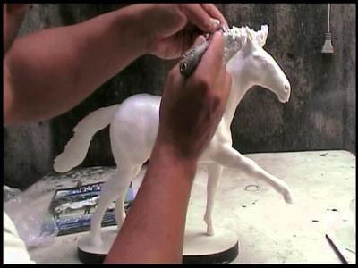Como fazer um cavalo de Biscuit com Sulino Rocha