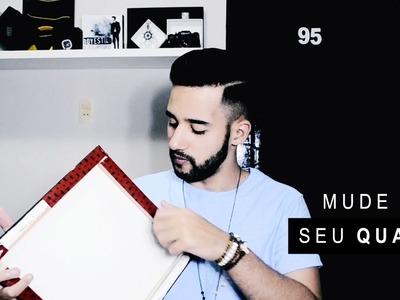 DECORAÇÃO DE QUARTO FÁCIL - Boy Estilo