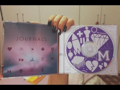 Faça Você Fã - Journals (Justin Bieber)